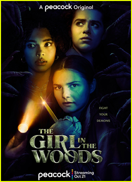 'The Girl in the Woods' Is the Perfect Spooky Treat to Binge Before Halloween