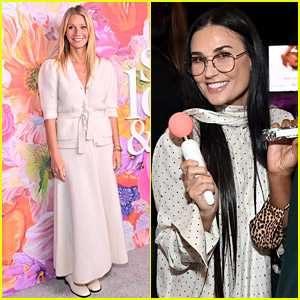 Gwyneth Paltrow Gifts Star-Studded Crowd with Goop Vibrators at Screening of 'Sex, Love & Goop'