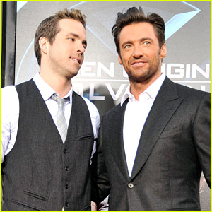 Ryan Reynolds Did Something Hilarious While Trolling Hugh Jackman on His Birthday