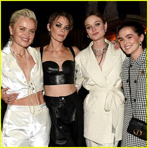 Jaime King, Bella Heathcote & Zoey Deutch Join Dr. Barbara Sturm at Badass Women Dinner