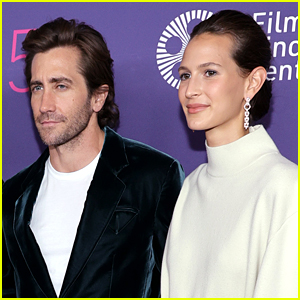 Jake Gyllenhaal Makes Rare Comment About Girlfriend Jeanne Cadieu: 'I Love Her So Much'