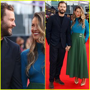 Jamie Dornan Gets Wife Amelia Warner's Support at 'Belfast' Premiere