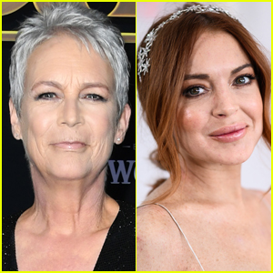 Jamie Lee Curtis Says She & Lindsay Lohan Have a Secret Texting Code to Identify Each Other