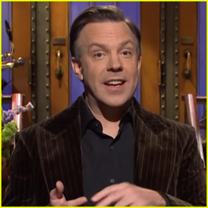 Jason Sudeikis Returns to 'Saturday Night Live' to Give New Cast Members Advice in Opening Monologue - Watch!