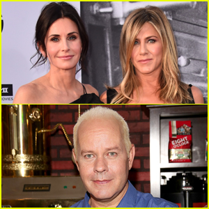 Jennifer Aniston & Courteney Cox Remember 'Friends' Co-Star James Michael Tyler After His Death