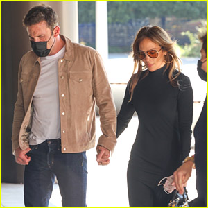 Jennifer Lopez Attends Private Event With Ben Affleck in LA