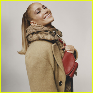 Jennifer Lopez Interviews Herself for Her New Coach Collaboration - Watch Here!
