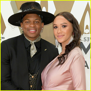 Jimmie Allen & Wife Alexis Welcome a Baby Girl!