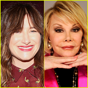 Joan Rivers Limited Series Starring Kathryn Hahn No Longer Moving Forward - Here's the Reason Why