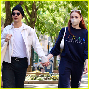 Joe Jonas & Sophie Turner Are Spending Time in New York City During the Jonas Brothers Tour