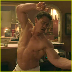 John Cena Dances in His Underwear in First Teaser for 'Peacemaker' HBO Max Series - Watch Now!