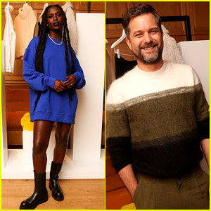 Jodie Turner-Smith Hosts Cocktail Party with COS, Joshua Jackson Steps Out to Support!