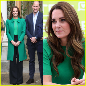 Duchess Kate Middleton Rewears a Jacket Prince William Once Called Too 'Bright'