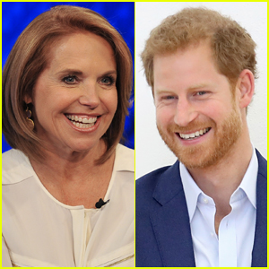 Katie Couric Reveals Her Honest First Impression of Prince Harry, Who She Met 2 Months Before His Infamous Vegas Trip
