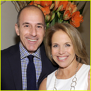 Katie Couric Reveals the Text Messages She Sent to Matt Lauer After He Was Fired from 'Today Show'
