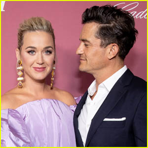 Katy Perry Thanks Orlando Bloom at Power of Women Event: 'Thank You for Handling the Insanity of My Life'