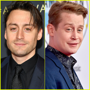 Kieran Culkin Explains Why He Hasn't Met Older Brother Macaulay's Son Dakota Yet