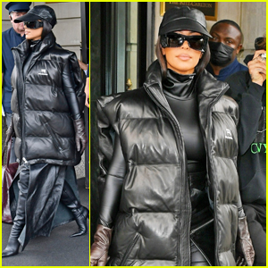 Kim Kardashian Heads to Her Second Day of 'SNL' Rehearsals in NYC