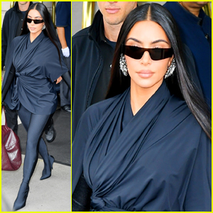 Kim Kardashian Steps Out in Another Met Gala-Inspired Look
