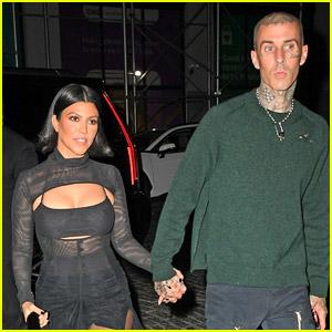 Kourtney Kardashian's Engagement Ring Designer Spills Details on Travis Barker's Involvement in Process