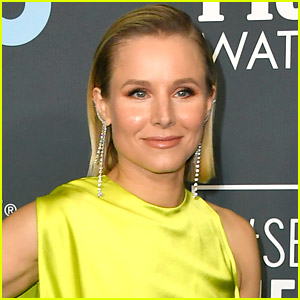 Kristen Bell's Jaw Dropped After Hearing Daughter Delta's Hilarious Joke
