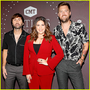 Lady A Step Out For CMT Artist of The Year Honors With Walker Hayes & More