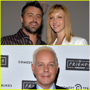 Lisa Kudrow & Matt LeBlanc Honor Their Late 'Friends' Co-Star James Michael Tyler
