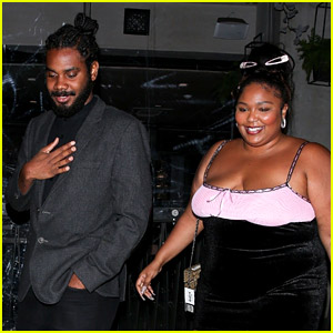 Lizzo Spotted at Dinner with Same Mystery Man from Recent Date Night
