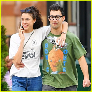 'Maid' Actress Margaret Qualley Packs on PDA with Boyfriend Jack Antonoff in Cute New Photos