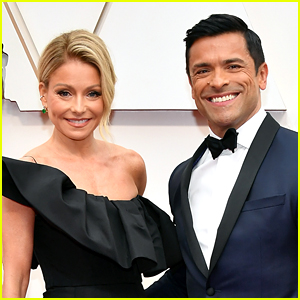 See Mark Consuelos' Birthday Message for Kelly Ripa, Plus Her Sweet Response!