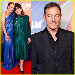 Martha Plimpton, Ann Dowd & Jason Isaacs Debut Their New Movie 'Mass' In London