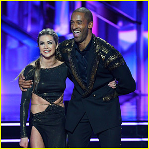 The Bachelor's Matt James Gets His Best Scores Yet During 'DWTS' Britney Night - Watch the Video!