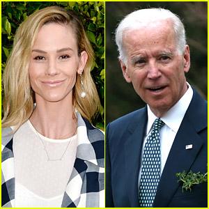 Joe Biden Attends His Nephew Cuffe's Wedding to 'Real Housewives' Star Meghan King