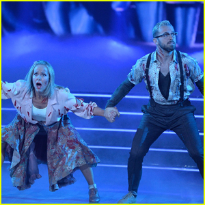 Melora Hardin Honors Her Dad in 'Cujo' Themed Dance on 'Dancing with the Stars' - Watch Now!