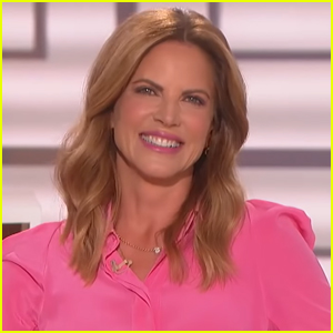 Natalie Morales Makes Her Debut on 'The Talk,' Says She Feels 'Safe & Secure' with New Team