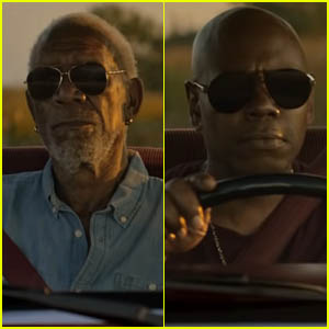 Morgan Freeman Narrates the Teaser for Dave Chappelle's New Comedy Special 'The Closer' - Watch Here!