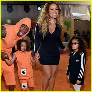 Nick Cannon Says Mariah Carey is 'Still Mad' That He Gave Their Twins This Gift