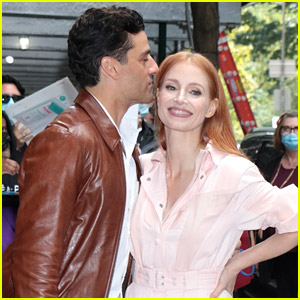 Jessica Chastain & Oscar Isaac Put Their Friendship at Risk for 'Scenes From A Marriage'