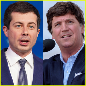 Pete Buttigieg Claps Back at Tucker Carlson Over Criticism of His Paternity Leave