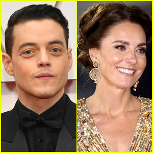 Rami Malek Reveals What He Said to Kate Middleton That Caught Her Off Guard