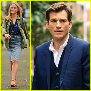 Reese Witherspoon Starts Filming 'Your Place Or Mine' With Ashton Kutcher