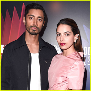 Riz Ahmed & Fatima Farheen Mirza Couple Up For 'Encounter' Premiere in London