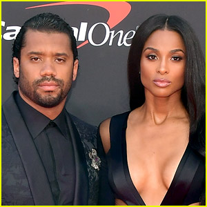 Russell Wilson's Wife Ciara Shares Update from the Hospital After His Surgery (Photo)