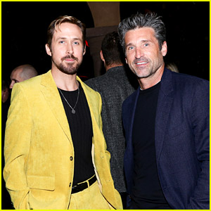 Ryan Gosling Suits Up in Yellow to Celebrate His New Role as TAG Heuer Brand Ambassador