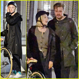 Saoirse Ronan Enjoys a Rare Night Out with Boyfriend Jack Lowden in London!