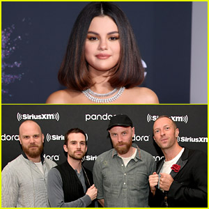 Selena Gomez Announces Collaboration With Coldplay