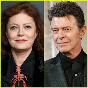 Susan Sarandon Recalls Her Final Conversation with Former Lover David Bowie