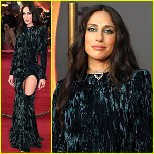 YouTube Star Tefi Pessoa Goes Viral After Wearing Her Dress Incorrectly at 'Dune' UK Premiere