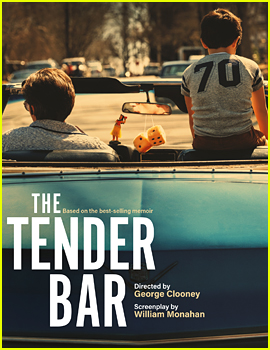 George Clooney's 'Tender Bar' Trailer Showcases Amazing Cast - Watch Now!