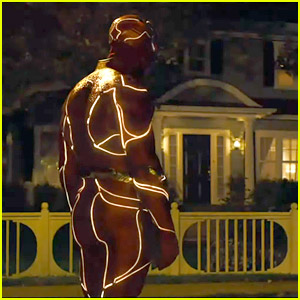 Ezra Miller's 'The Flash' Movie Gets New Teaser Trailer with a Michael Keaton Voiceover!